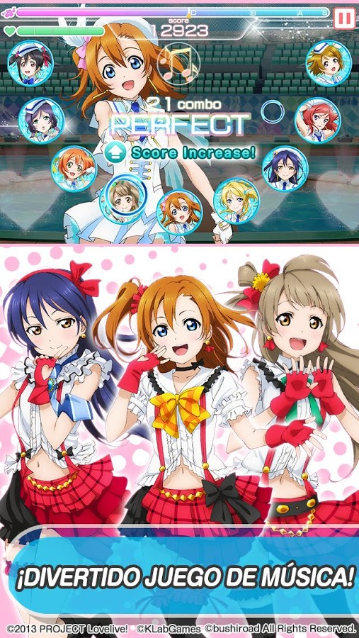 love live school idol festival