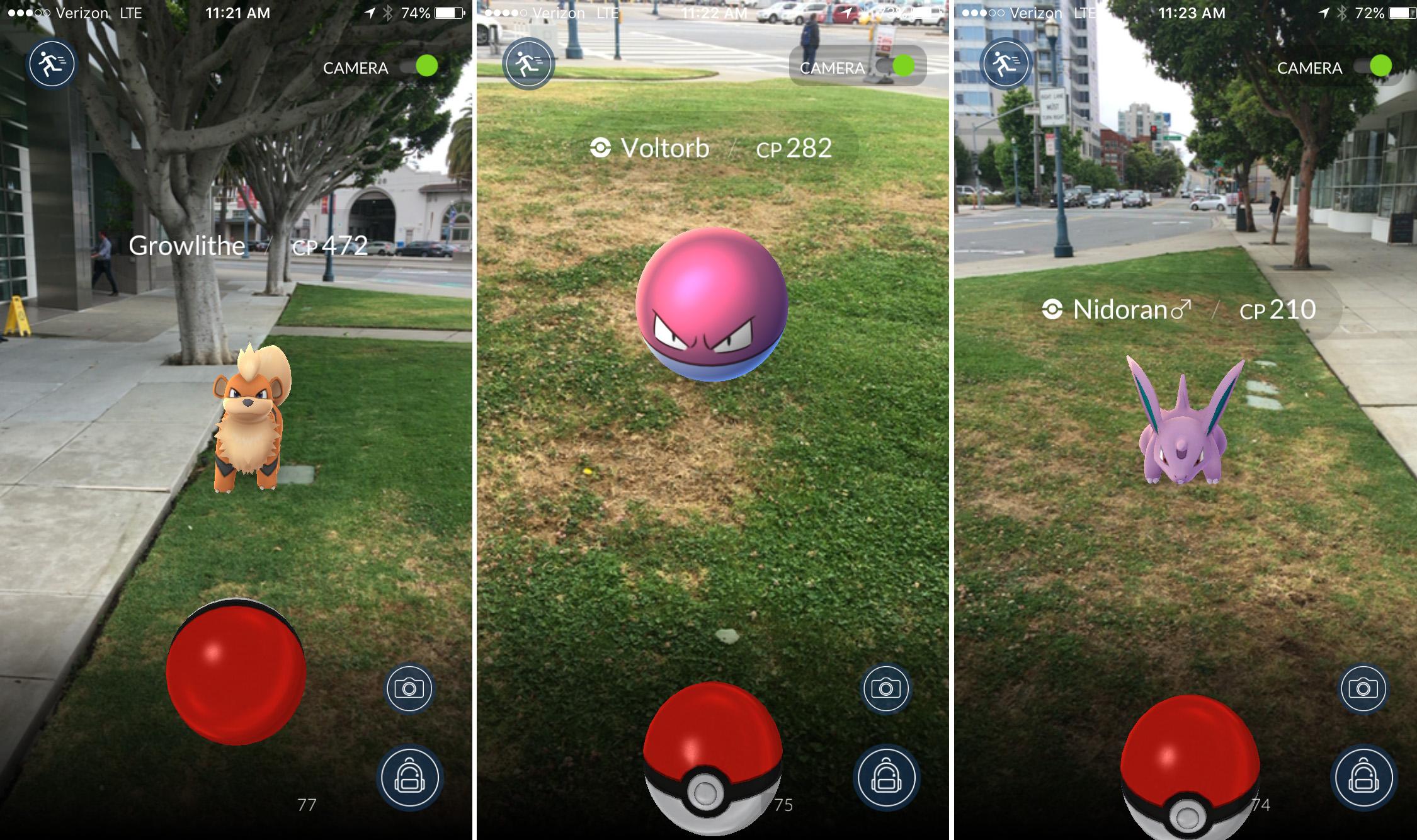 como encontrar pokemon en pokemon go