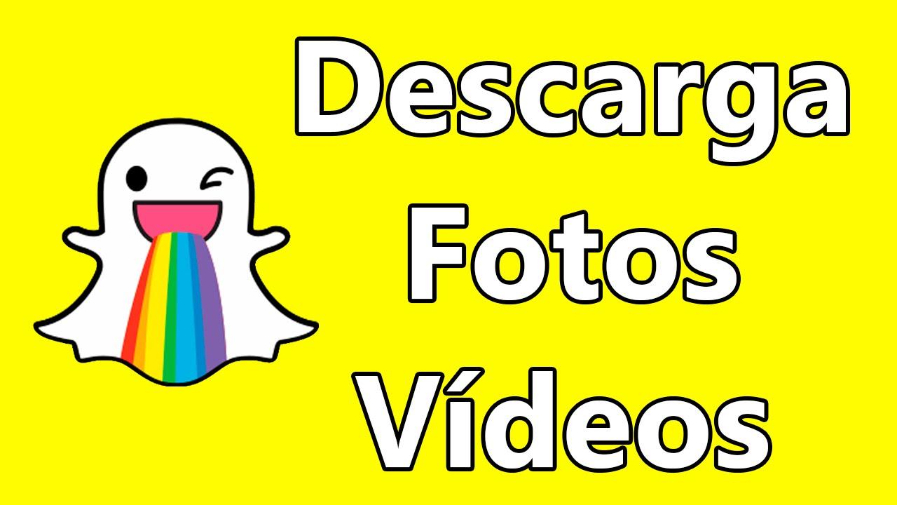 como-bajar-videos-de-snapchat