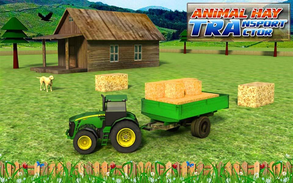 juegos de tractores de carga