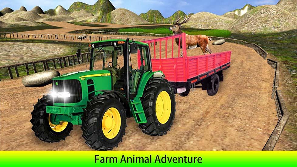 tractores para niños