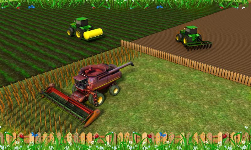 juegos de tractores con remolque